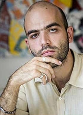 Roberto Saviano portrait